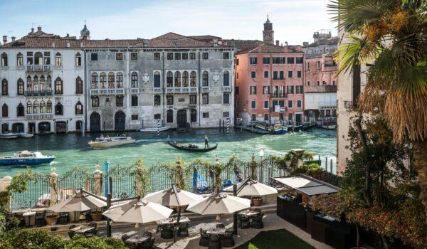 Aman Venice, Italy - Dining - Arva, Garden Terrace_High Res_21559